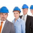 Group Of Architects — Stock Photo