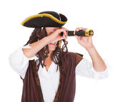 Portrait Of A Pirate — Foto Stock