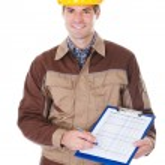 Portrait Of Young Mechanic — Stock Photo #35621337