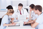 Meeting Of Doctors — Stock Photo
