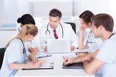 Meeting Of Doctors — Stok fotoğraf