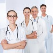 Doctors and nurses — Stock Photo #40086339