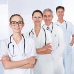Doctors and nurses — Stock Photo #40086339