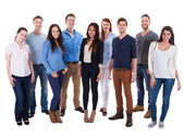 Group of diverse people — Stock Photo