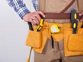 Foreman dragen hulpprogramma riem — Stockfoto