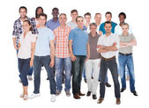 Diverse People In Casuals — Stock Photo
