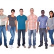 Diverse People In Casuals — Stock Photo #47763251