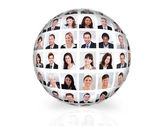 Diverse Business People — Stock Photo