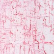 Stock Photo: Pink cracked effect texture
