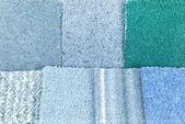 Selezione di tappeti — Foto Stock
