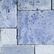 Stock Photo: Travertine tiles texture