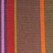 Stock Photo: Striped fabric texture