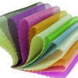Organza color selection — Stock Photo #22877034