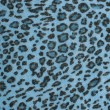 Leopard fabric texture - Stock Photo