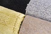Carpet choosing — Stock Photo