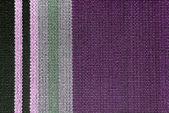 Pruhované tkaniny textura — Stock fotografie