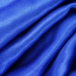 Blue silk fabric texture — Stock Photo #34338305