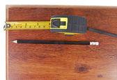 Laminate measure — Foto de Stock