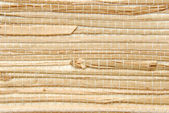 Grass cloth texture macro background — Stock Photo