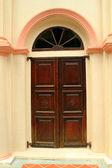 Malay Camii kapısı — Stok fotoğraf