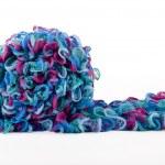 Multicolor scarf — Stock Photo #4716397