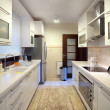 Kitchen interior - Foto Stock