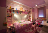 Kid room — Stock Photo