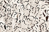 Vragen — Stockfoto