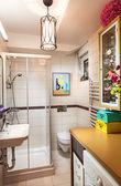 小さい浴室 — ストック写真