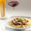 Stock Photo: Bolognese