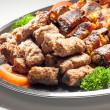 Barbecue meat — Stock Photo