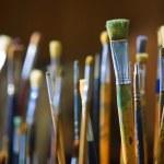 Paint Brushes — Stock Photo #2686774