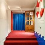 Kindergarten entrance — Stock Photo #30864487