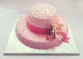 Hat cake — Stock Photo