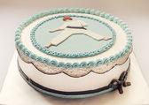 Karate Kid Cake  — Foto de Stock