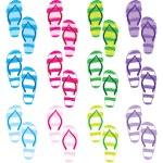 Set of flip flip sandal — Stock Vector #38205453