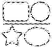 структура веревки — Cтоковый вектор