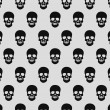 Skull background — Stock Vector #38686167