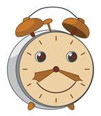 Alarm clock — Vector de stock