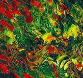 抽象背景绘画 — 图库照片