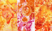 Abstract backgrounds, watercolor — Stock Photo