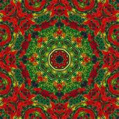 Seamless pattern, oil painting — Stok fotoğraf