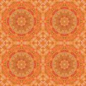 Seamless pattern, mosaic of  fabric — Stock Photo