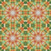 Obrazy kwiatowy wzór na tkaninie — Zdjęcie stockowe
