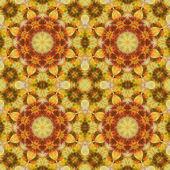 Kumaş üzerinde sorunsuz çiçek desenli resimler — Stok fotoğraf