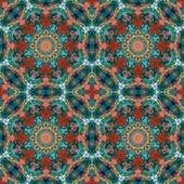 Seamless pattern, oil painting — Stockfoto