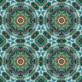 Seamless pattern, oil painting — Stock Photo