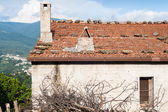 Italian rural house — Stock Photo