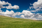 Tuscan landscape, Italy. — Stock Photo
