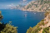 Amalfi coast view — Stock Photo